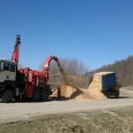 Hakkepuidu bioenergia tootmine